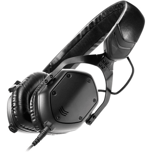 V-MODA XS-U-BK TUNED AND TRUSTED BY V-MODAS GOLDEN EARS EDITORS AUDIOPHILES PRODUCERS