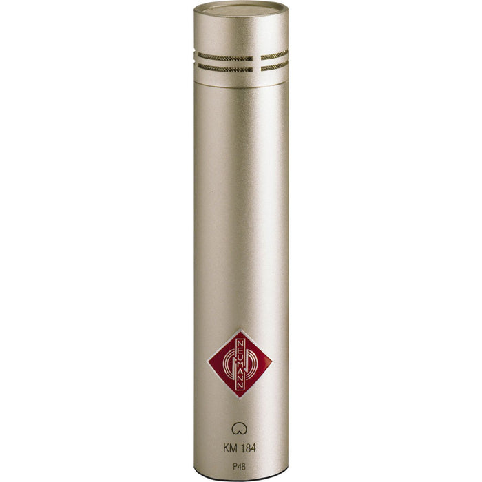 Neumann Km 184 Ni Small-Diaphragm Condenser Mic - Red One Music