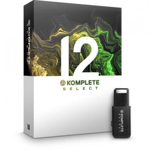 Logiciel Native Suite Komplete 12 Select Production Suite