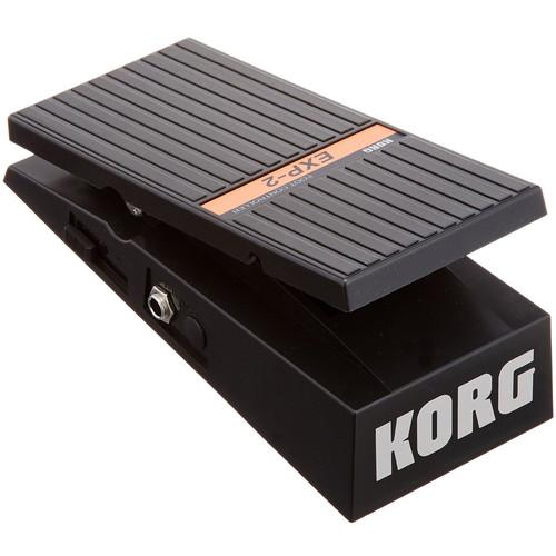 Korg EXP2 Keyboard Expression Pedal - Red One Music