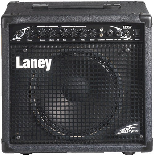 Laney LX35R Electric Guitar Amplifier Solid State - Red One Music