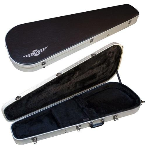 Reverend Two-Tone Premium Large Guitar Case - Red One Music