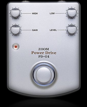 Zoom PD-01 Power Drive