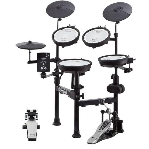 Roland Td-1Kpx2 7 Pieces Electronic Drum With Stand