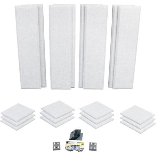 Primacoustic Z900 0100 09 London 10 White Acoustic Treatment Kit  (Paintable) - Red One Music