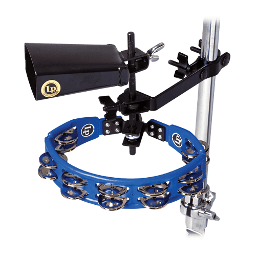 Lp Lp160Ny-K Drummer Pack Pack With Cowbell And Tambourine And Mount