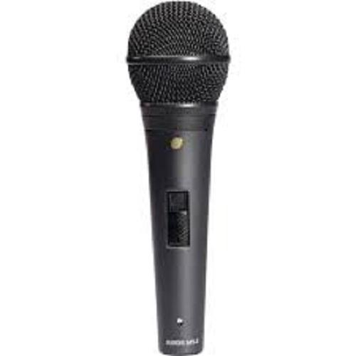 Rode M1-S Dynamic Handheld Stage Microphone - Red One Music