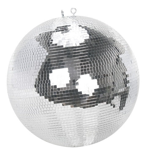 American DJ 40Inch (1 Meter) Glass Mirror Ball - Red One Music