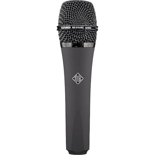 Telefunken M81 Microphone dynamique supercardioïde portable - Red One Music