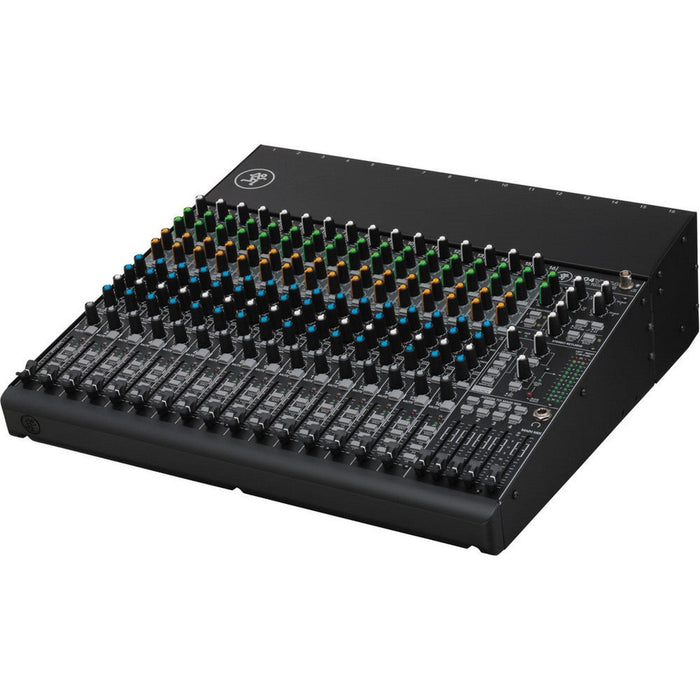 Mackie 1604VLZ4 16-Channel 4-Bus Ultra Compact Mixer - Red One Music