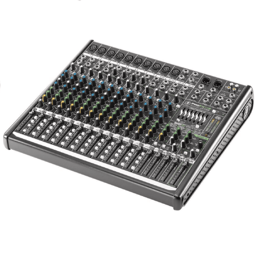Mackie ProFX16v2 16-Channel 4-Bus Professional Effects Mixer with USB B-Stock - Red One Music