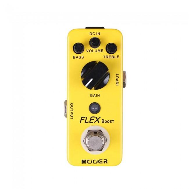 Pédale Boost Mooer Mbt1 Flex Boost - Red One Music