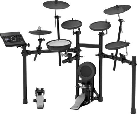 Roland TD-17K-LS-COM Electronic Drum - Red One Music