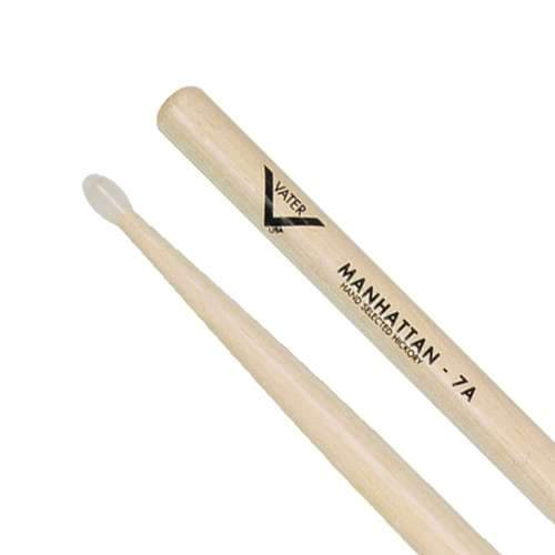 Vater Vh5An Nylon Rounded Barrel-Shaped Tips - Red One Music