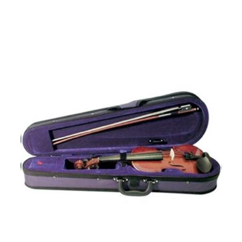 Menzel Mdn400Vq Menzel Violin Outfit 1/4 - Red One Music