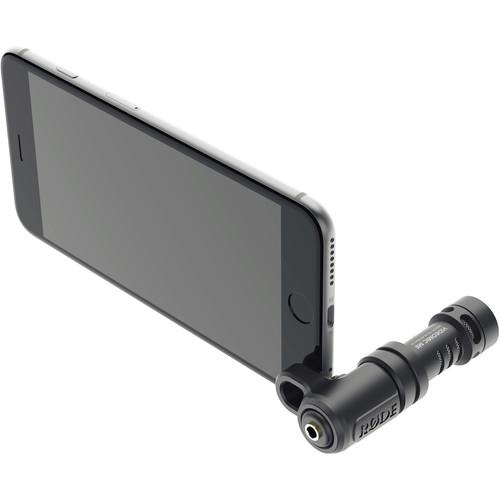 Micro directionnel Rode Videomic Me pour téléphones intelligents - Red One Music