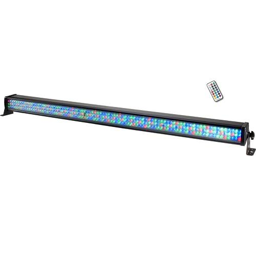 Aton Ae004 Led Bar Rgb With Remote Control - Red One Music