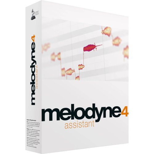 Celemony Melodyne Assistant 4 (Téléchargement) - Red One Music