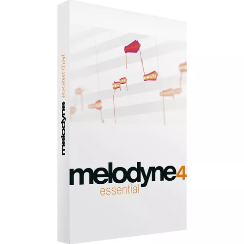 Celemony Melodyne Essential 4 (Télécharger) - Red One Music