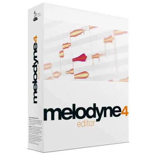 Celemony Melodyne Editor 4 (Download) - Upgrade - Red One Music