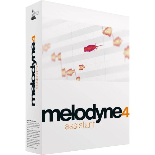 Celemony Melodyne Assistant 4 (Download) - Upgrade - Red One Music