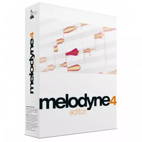 Celemony Melodyne Editor 4 Upgrade From Essential (Download) - Red One Music