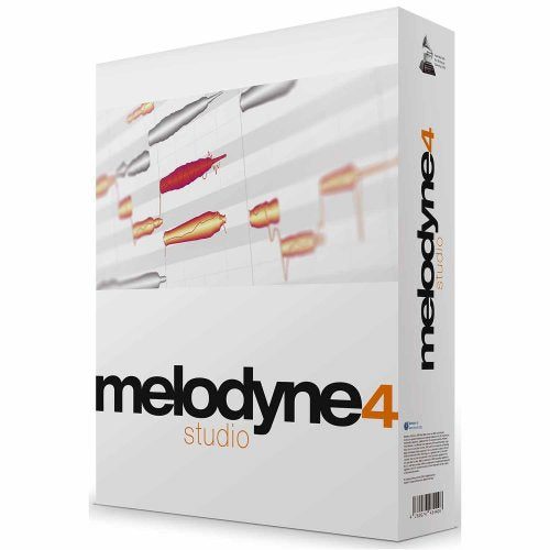 Celemony Melodyne Studio 4 Upgrade From Essential (Download) - Red One Music