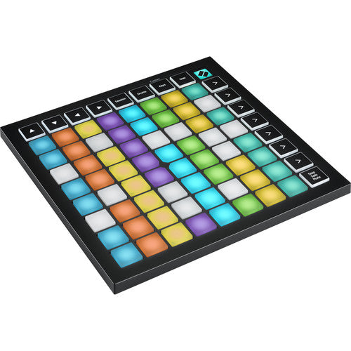 Novation Launchpad Mini MK3 64-Pad MIDI Grid Controller for Ableton Live - Red One Music