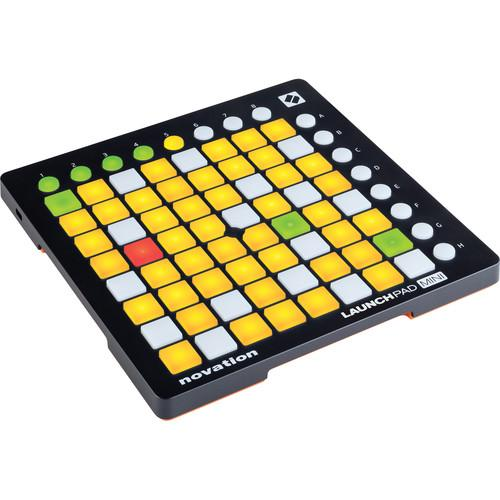 Contrôleur de performances Mini Mk2 Launchpad Novation