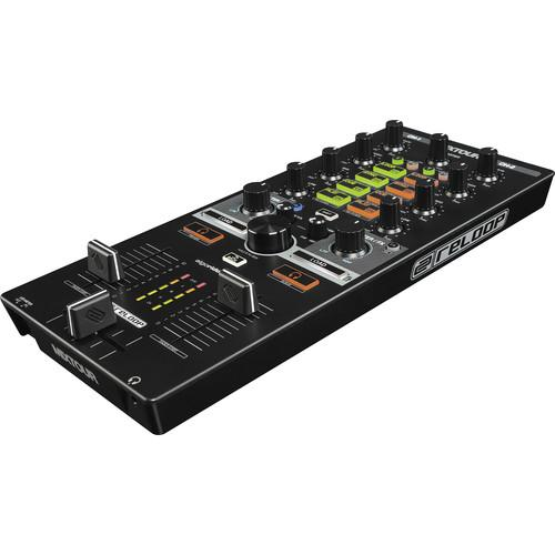 Reloop MIXTOUR Contrôleur Dj multiplateforme portable pour Ios Android Mac / pc - Red One Music