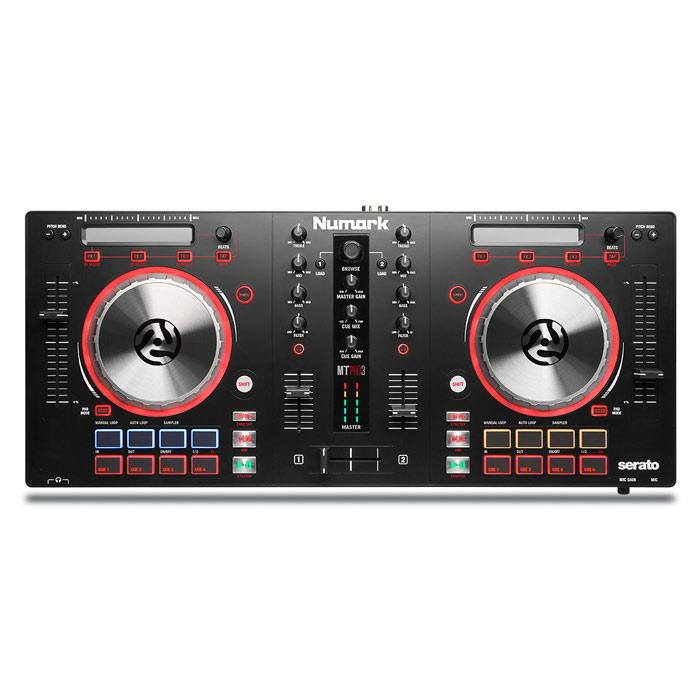 Numark Mixtrack Pro 3 All-In-One Controller For Serato Dj