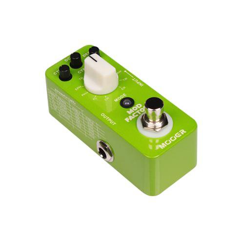 Mooer Mmfi Mod Factory Effects Pedal - Red One Music