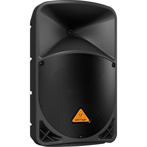 Behringer B112MP3 Eurolive Active 2-Way 12 Pa Speaker System With Mp3 Player - Red One Music
