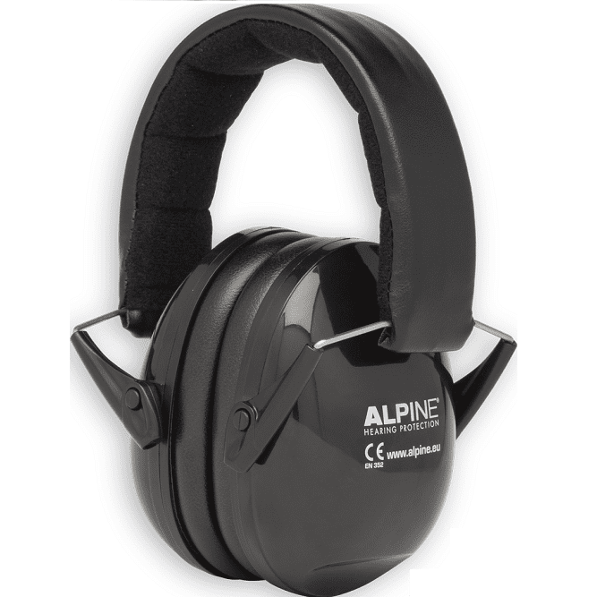 Alpine Ear Muffs For Drummers - Red One Music
