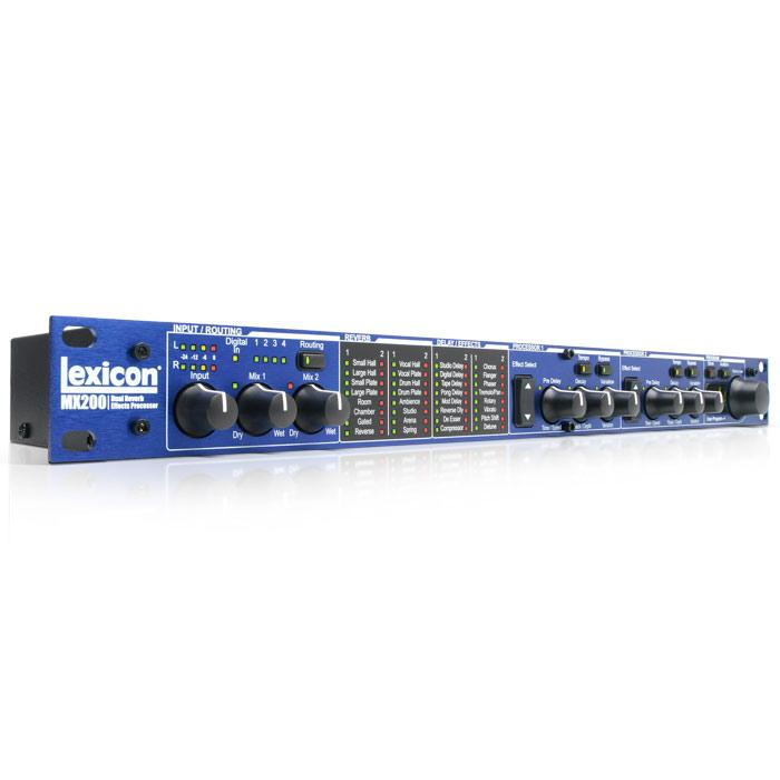 Lexicon Mx200V Stereo Reverbeffects Processor With Usb Hardware Plug-In Capability