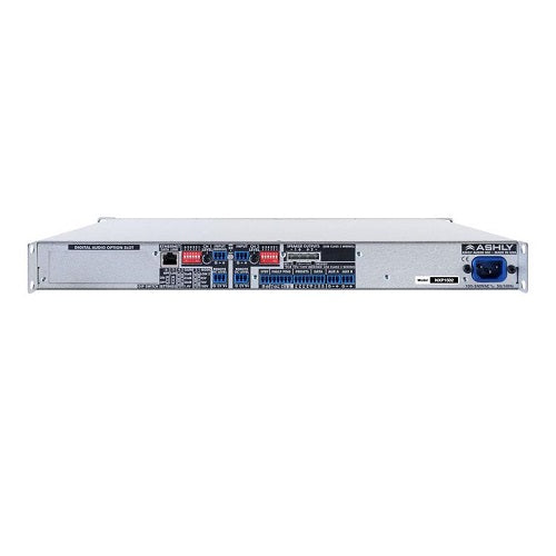 Ashly Nxp1502 2-Channel Network Power Amplifier 150W At 2 Ohm With Protea Dsp