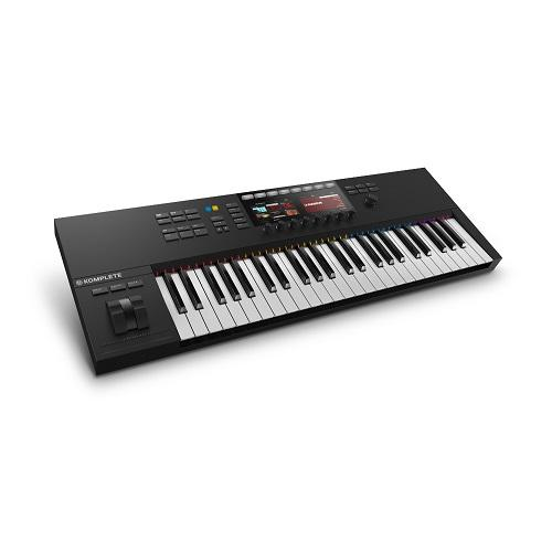 Native Instruments Komplete Kontrol S49 Mk2 Smart Keyboard Controller