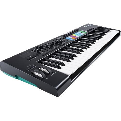 Clavier Novation LAUNCHKEY-49 MKII - Red One Music