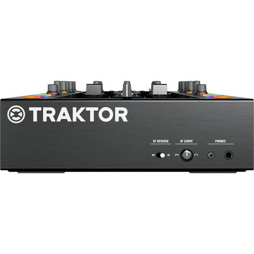Native Instruments Traktor Kontrol Z2 2  2 Channel Control Mixer - Red One Music