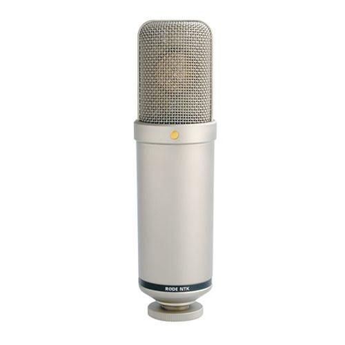 Rode Ntk Large-Diaphragm Condenser Microphone - Red One Music