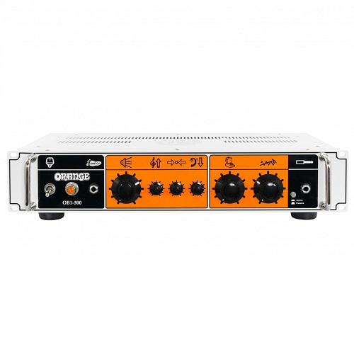 Orange Ob1-500 Bass Amplifier Head - Red One Music