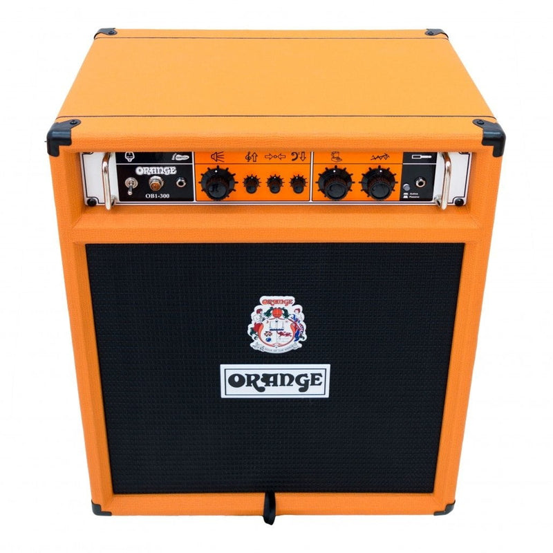 Orange Ob1-300C - Combo 300W 1X15 Bass Combo Amp - Red One Music