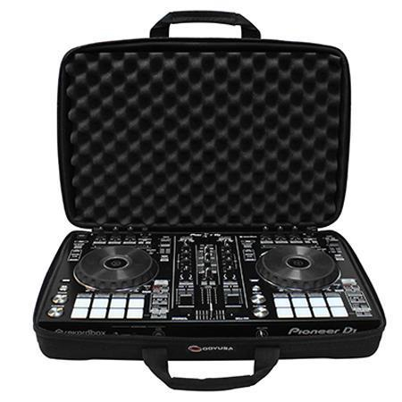 Odyssey Dj Controller Cases Bmsldjcs Universal Dj Controller Carrying Bag Small - Red One Music