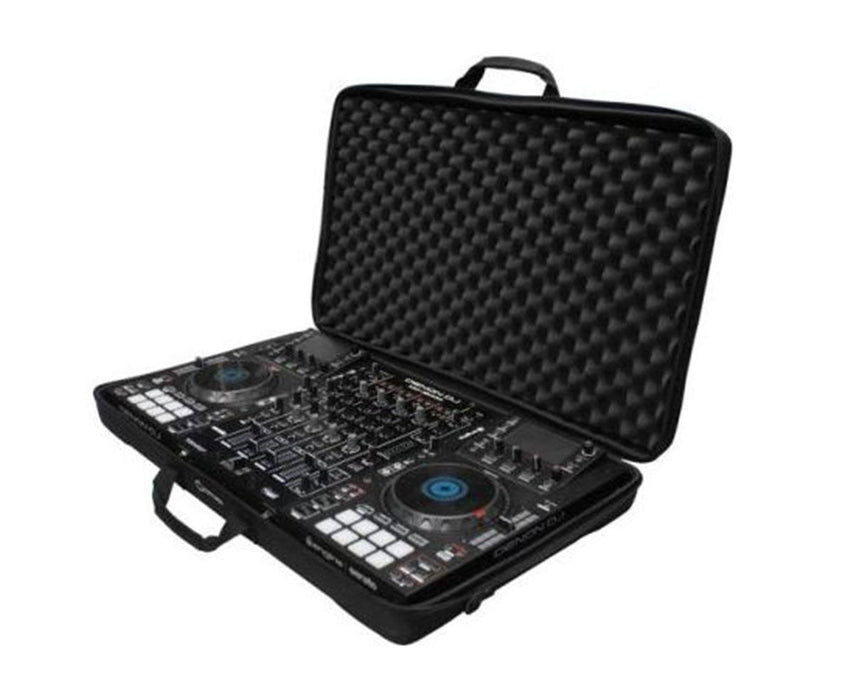 Odyssey Dj Controller Case Bmsldjcl Universal Dj Controller Carrying Bag Large - Red One Music