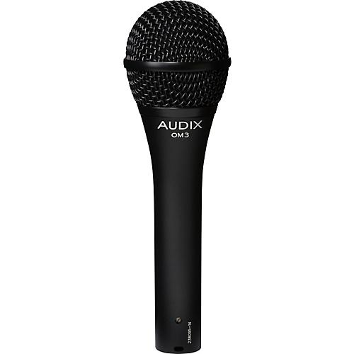 Microphone Vocal Dynamique Audix Om3 - Red One Music