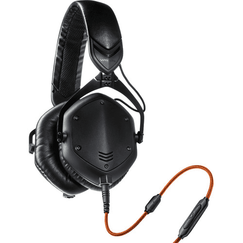 V-Moda Crossfade M-100 Noir Métal noir immersif Soundstage - Expériences de performance en direct - Red One Music