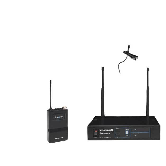 Beyerdynamic Opus 650 Wireless Lavalier System