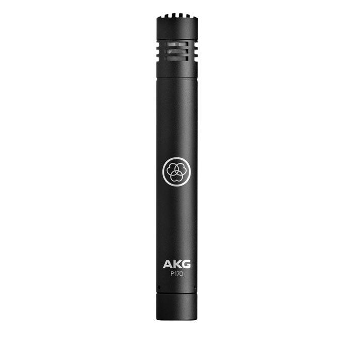 Microphone instrumental hautes performances AKG P170