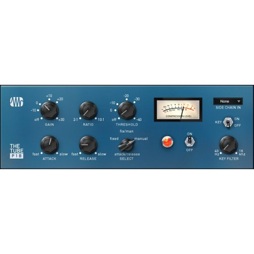 Plug-in Compresseur Presonus Fat-Tube-P1B Tube P1B (Télécharger)