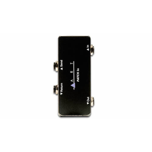 Art Pro Audio Patchin Compact Pedalboard Patch-Bay / Insert Point